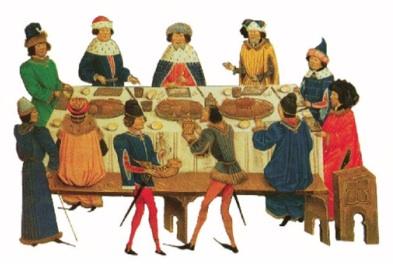 La dieta mediterranea nel Medioevo