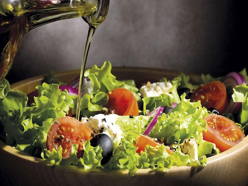 L'insalata che allunga la vita