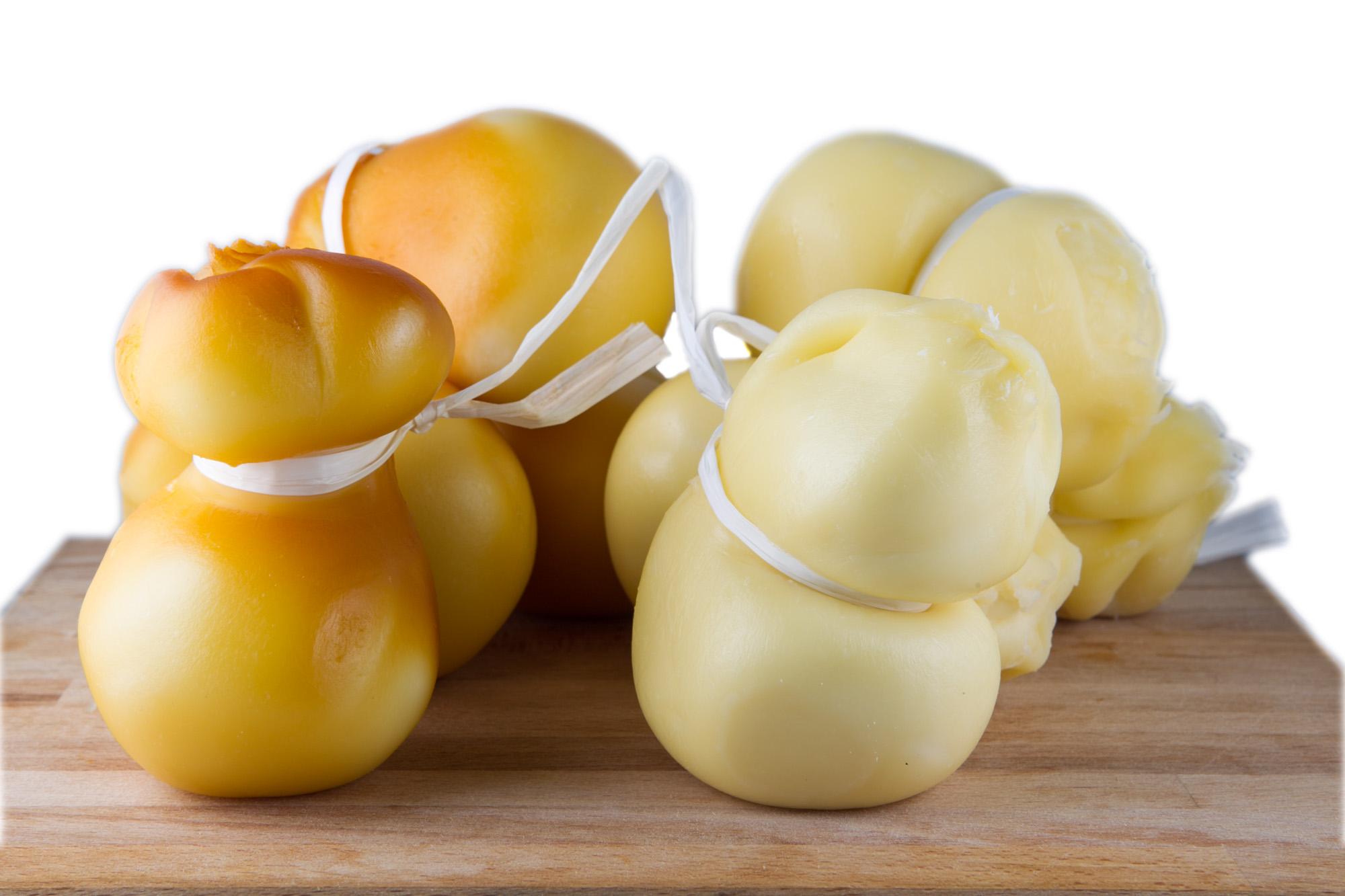formaggi della campania