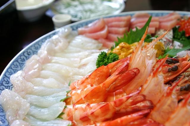 il pesce crudo i rischi