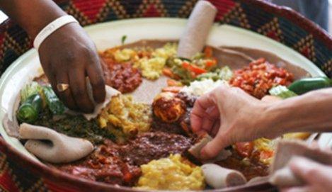 la cucina africana tra zighinì, couscous e yassa