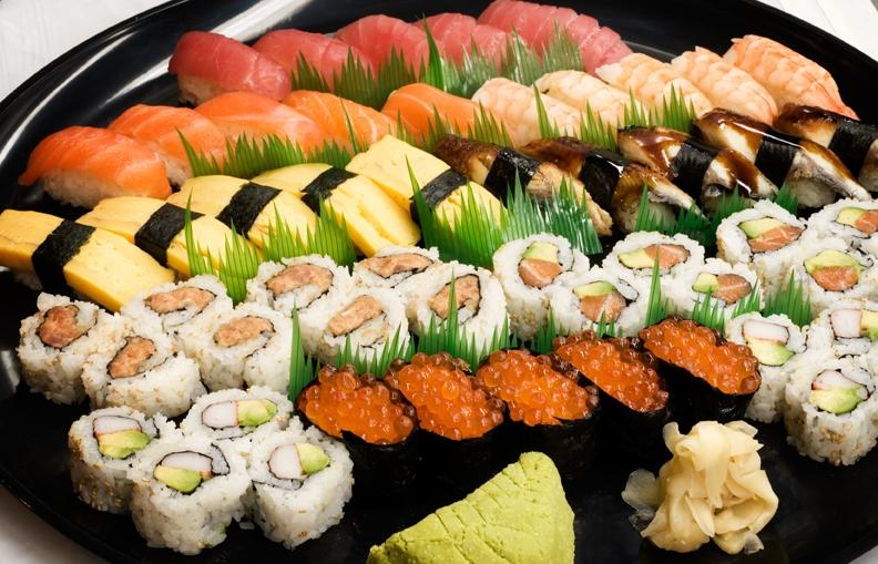 la cucina giapponese tra equilibrio e perfezione