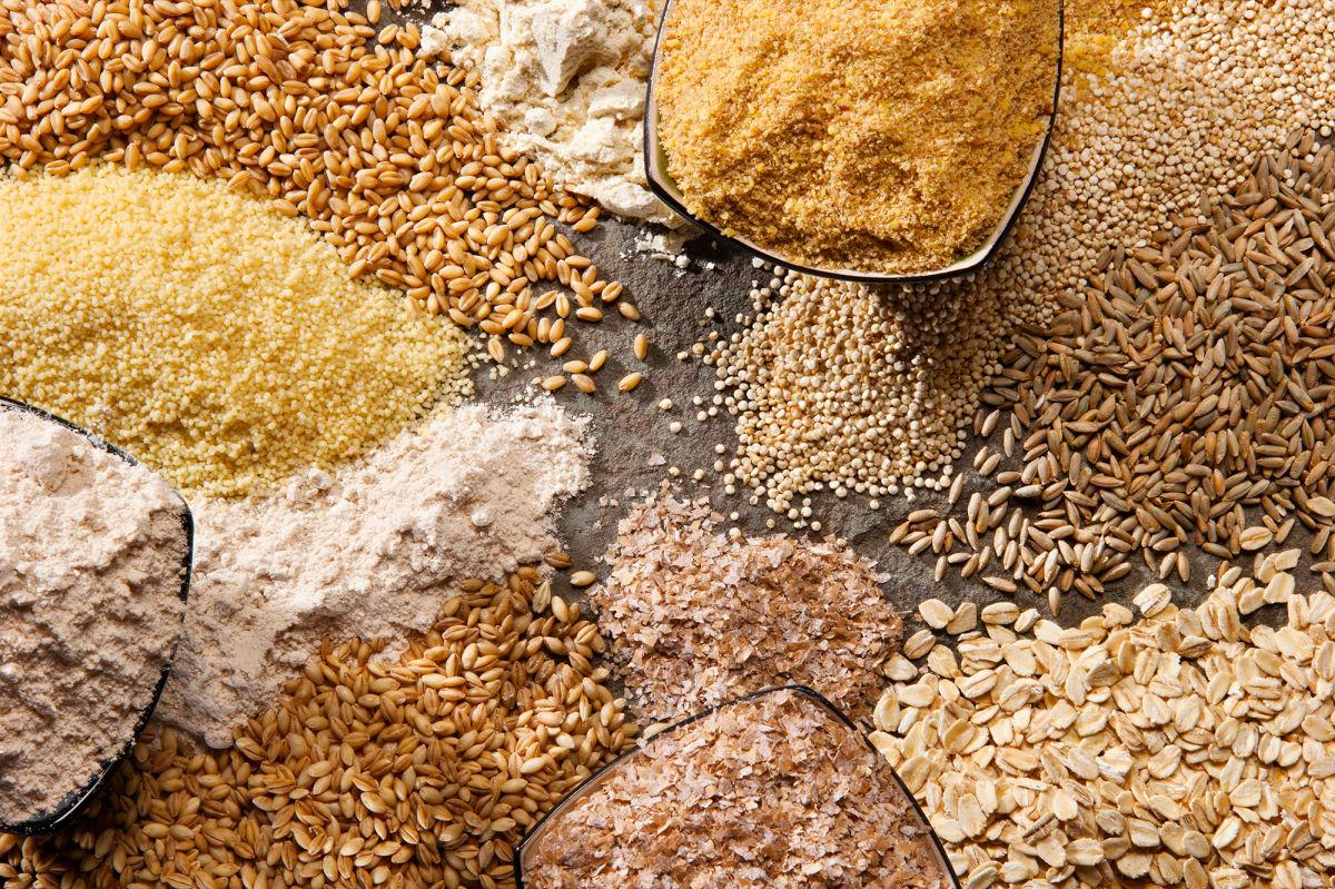 le proprietà dei cereali