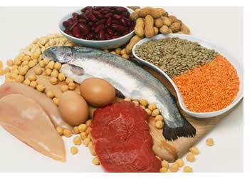 le proprietà dei legumi e della carne 2
